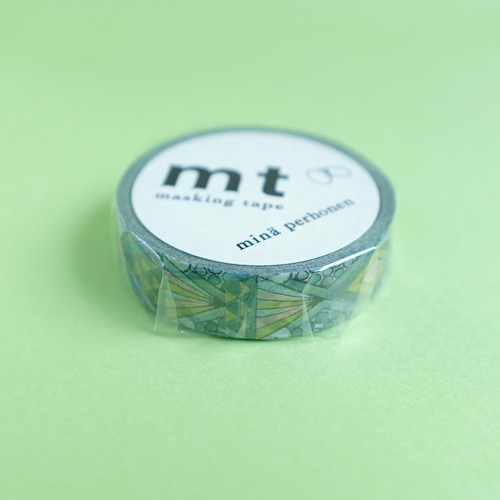 【mina perhonen】マスキングテープ「pesce」