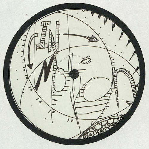"""【12""""】Theo Parrish - In Motion"""