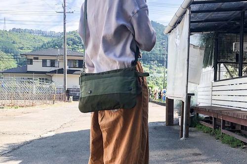 ミリタリークラッチ【キャンプ・アウトドア・エシカル】