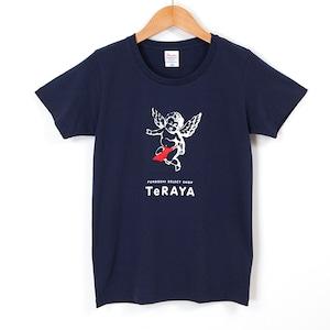 TeRAYAマイケルTシャツ(ネイビー)