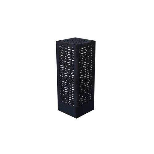 ミニ行灯 チューリング - 置き型照明 Mサイズ ブラック