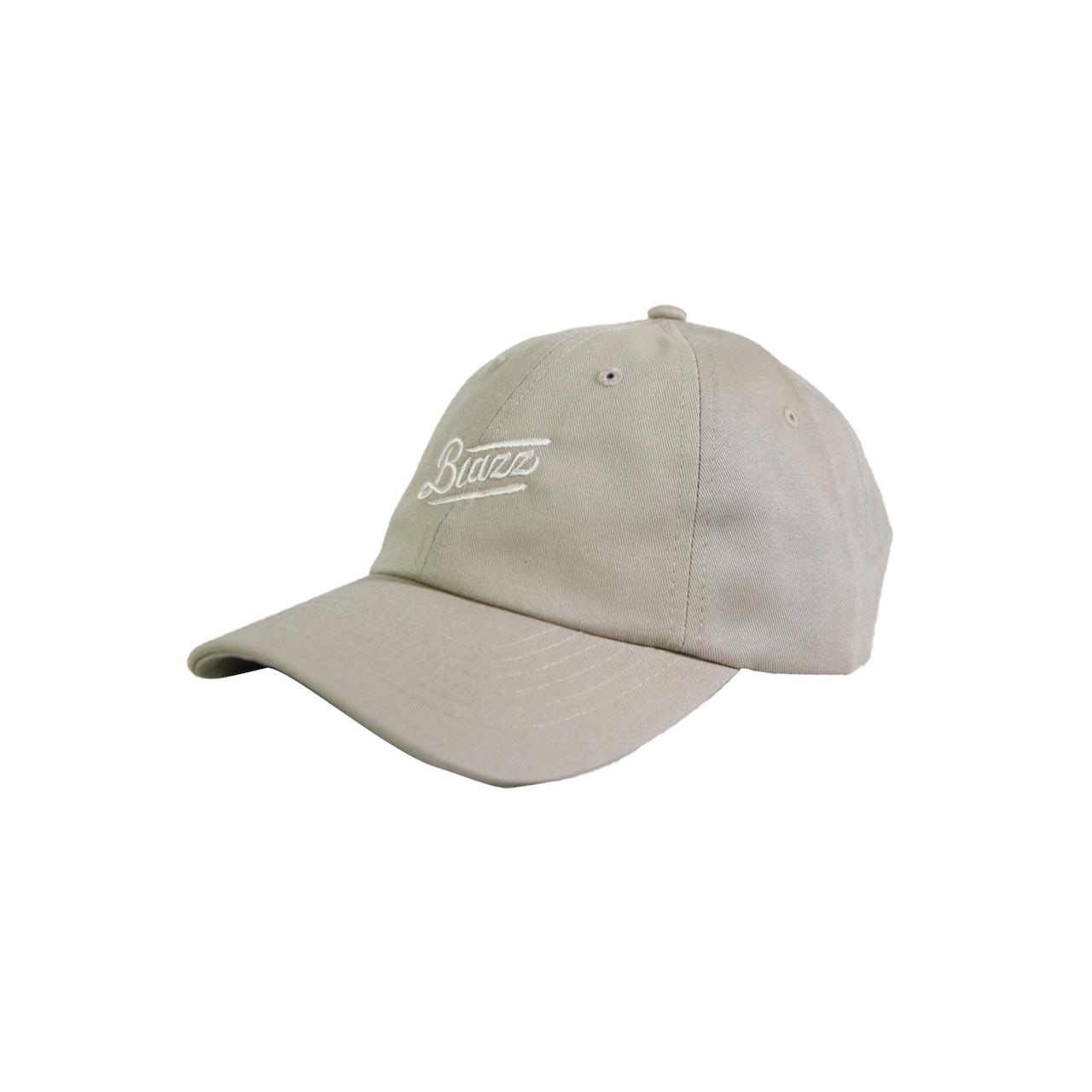 MINI LOGO COTTON CAP [SAND x PALEGOLD]