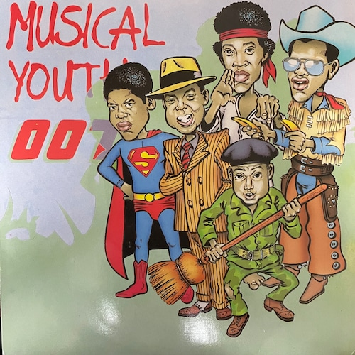Musical Youth - 007【7-20722】