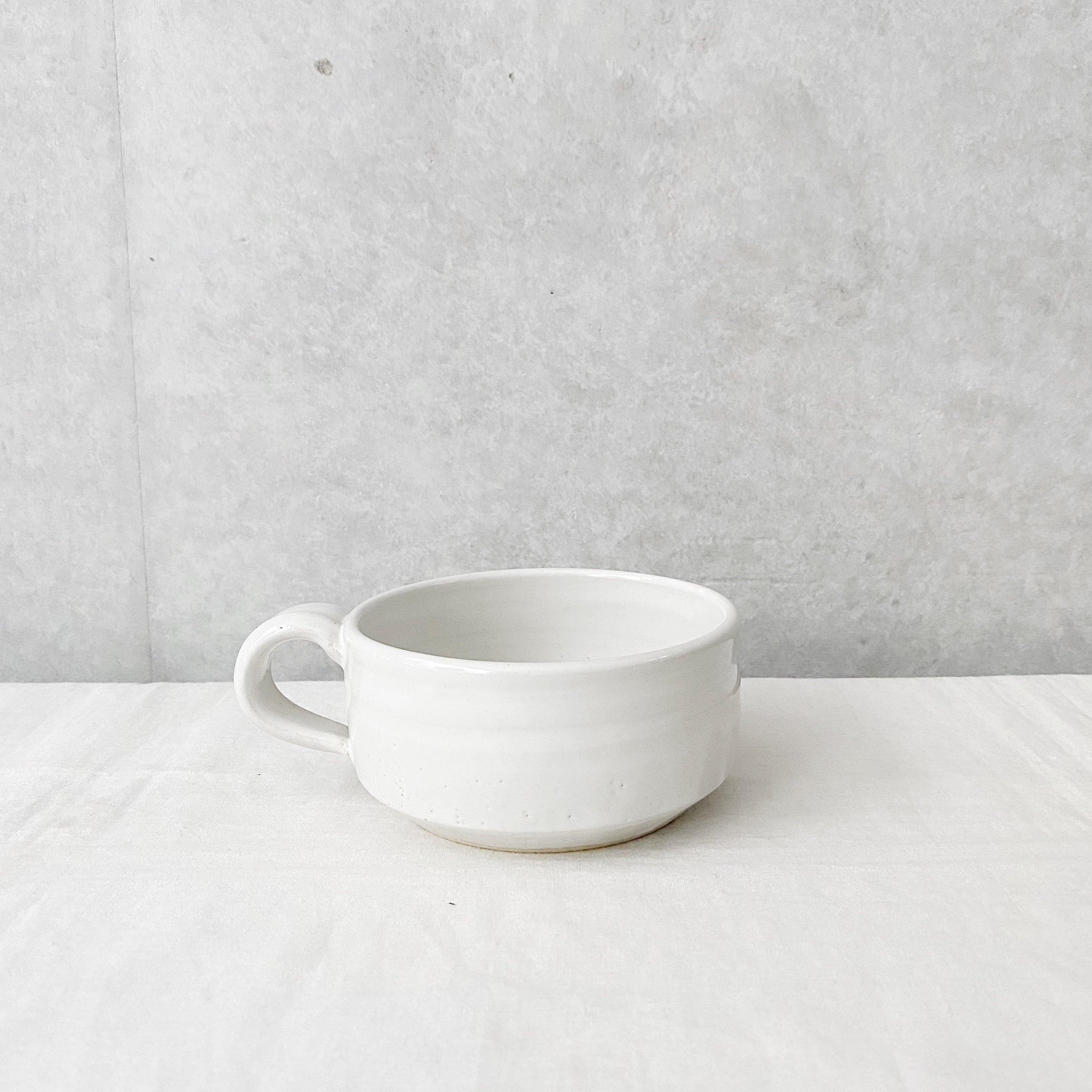 片手スープカップ