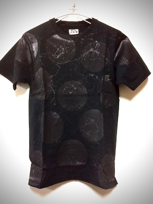 Black Moon シブキTシャツ