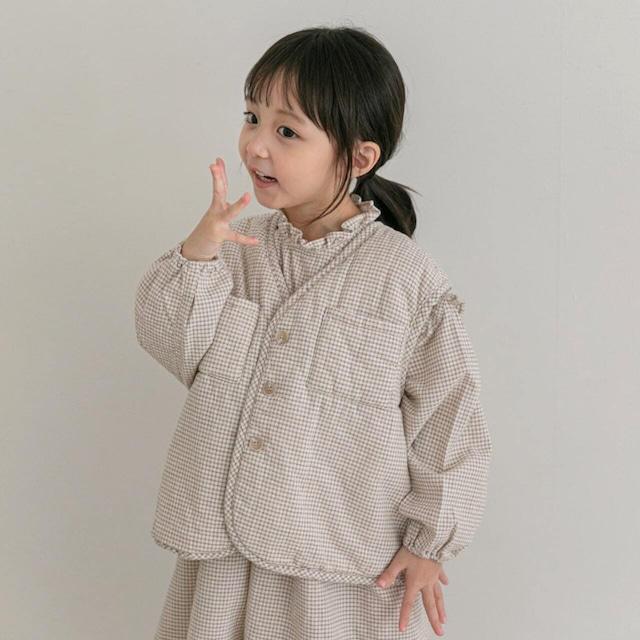 «sold out» La camel autumn vest オータムベスト