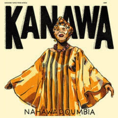 【残りわずか/LP】Nahawa Doumbia - Kanawa