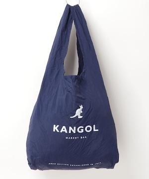 KGSA-BG00164【KANGOL/カンゴール】MARKET  BAG  Large
