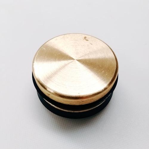 真鍮製ピストン + Vシール●パヴォーニ レバーマシン用