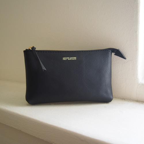 【saranam】multi pouch (S)black / 【サラナン】マルチポーチ S ブラック