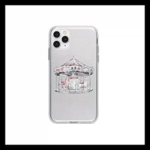 【お取り寄せ】メリーゴーランド iPhoneケース