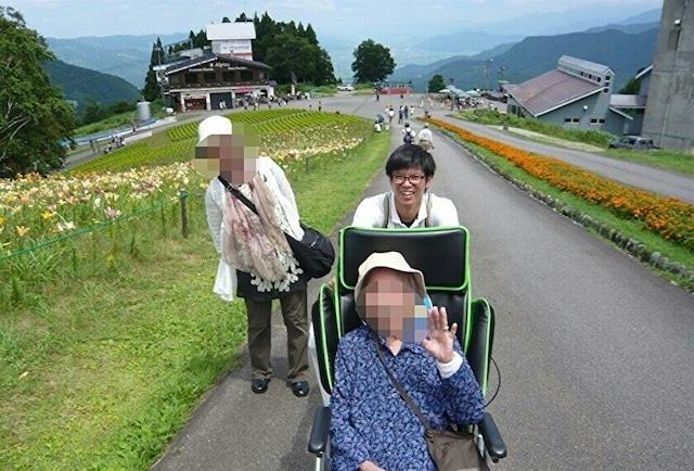 旅好きナースによる看護・介護付き旅行の相談