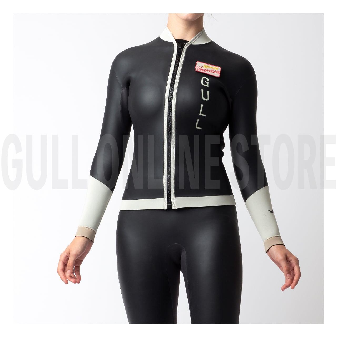 3mmスキンタッパー ウィメンズ [BSFR] GULL ガル ウエットスーツ