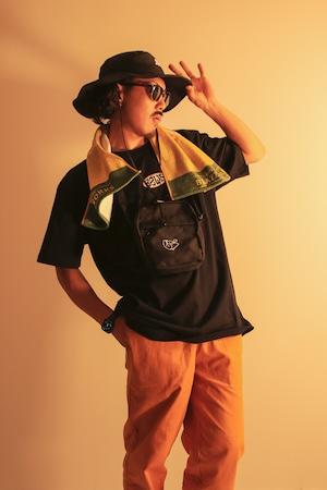 Drop 6B Mini Shoulder Bag [BLACK]