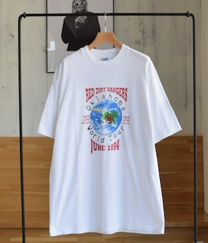 VINTAGE 90s BAND T-shirt -RED DIRT RAN GERS-