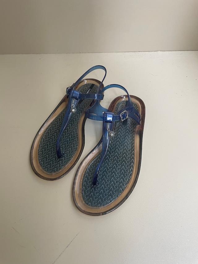 clear sandal / 7SSGD02-01
