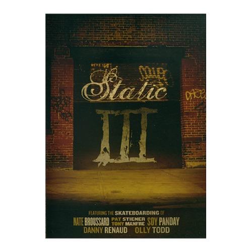 STATIC Ⅲ / スケートビデオ / DVD