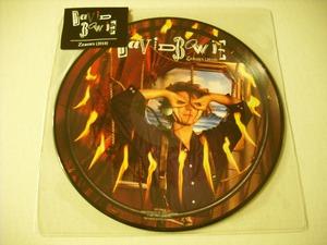 "【7"" PICTURE DISC】DAVID BOWIE / ZEROES"