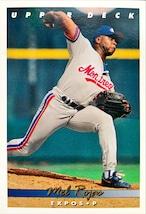 MLBカード 93UPPERDECK Mel Rojas #190 EXPOS