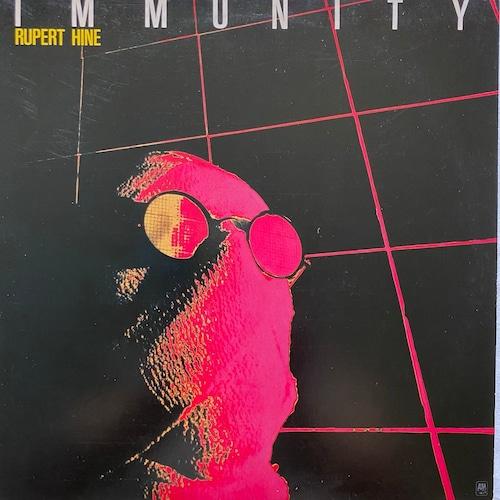 【LP・米盤】Rupert Hine / Immunity