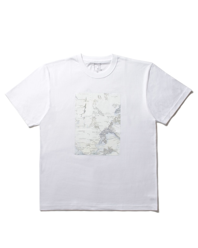 CABARET POVAL  FORCES S/S TEE WHITE