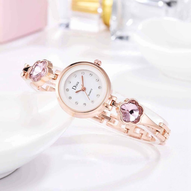 DISU LT-D3067(purple) レディース腕時計
