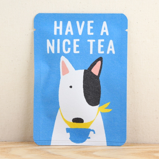 HAVE A NICE TEA|ごあいさつ茶|和紅茶ティーバッグ1包入り