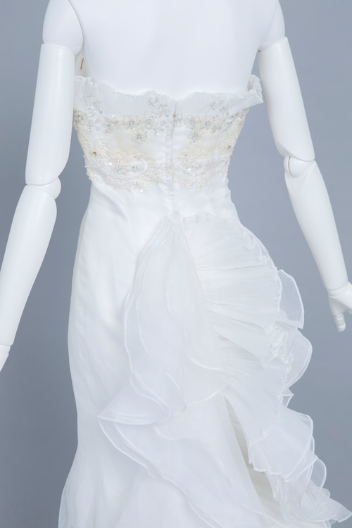 ウエディングドレス♡マーメイドバック美人