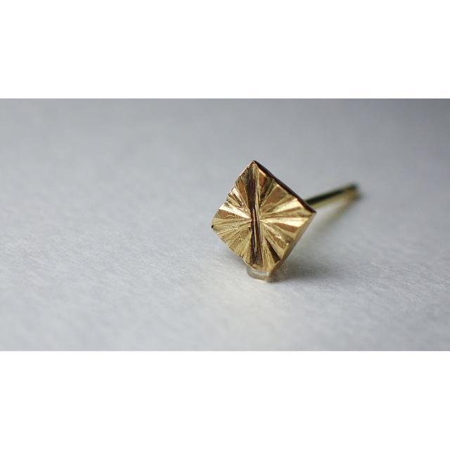 【受注生産品】Twinkle Comet ring SV950+Diamond