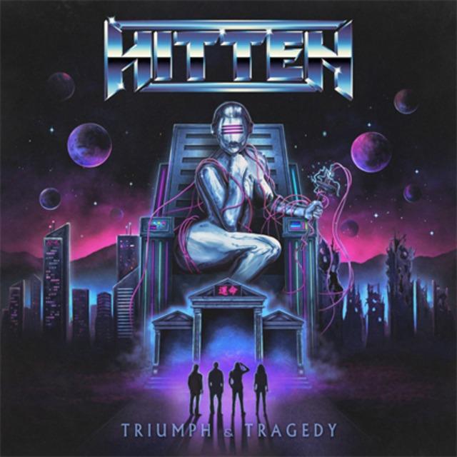 """【特典付き】HITTEN """"Triumph & Tragedy"""""""