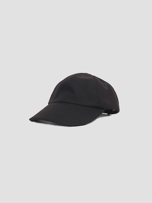 "Lownn ""Lownn"" Back Signature Cap Wool Black FW21-BCAP-121600-41-44"