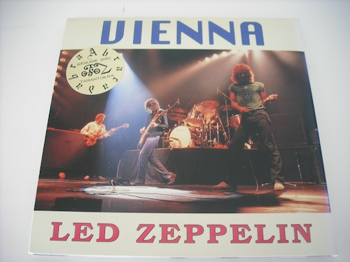 【2CD】LED ZEPPELIN / VIENNA