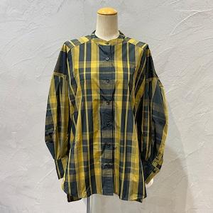anana/ラウンドヘムBIGシルエットシャツ