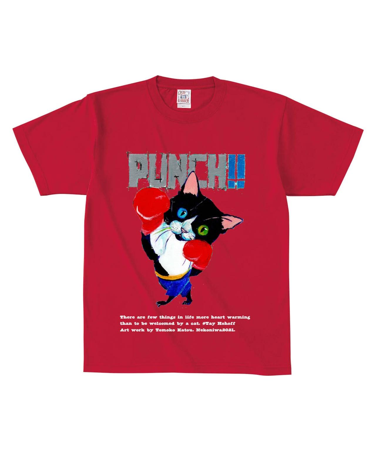 数量限定【New】Kid'sTシャツ Tomoko Katou 2021.PUNCH ★全国送料無料★