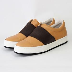 steer gom sneaker/BLK,CAM/l.o.b/l.o.b18-1L3N02【受注生産】