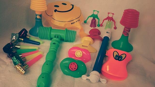 おもちゃ楽器パーティーセット