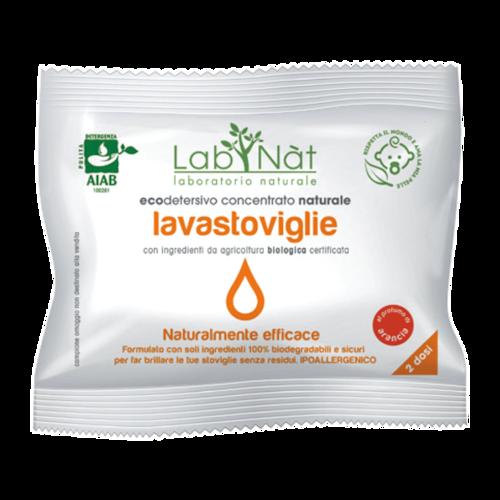 オーガニック ラプナット Bio 食器洗い乾燥機専用洗剤 25g(無添加) 4560265454612