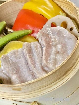 三元豚 バラ焼肉 約1,800g