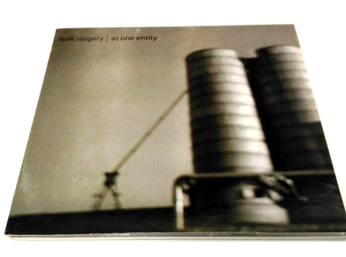 [USED][*] Lasik Surgery - As One Entity (2011) [CD]