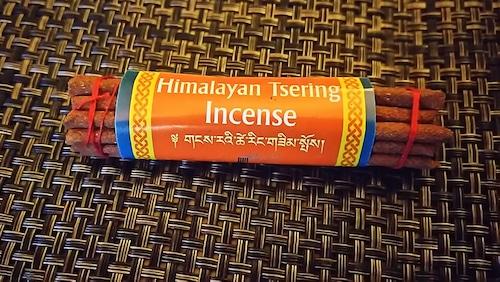 himalayan tusering  チベット香