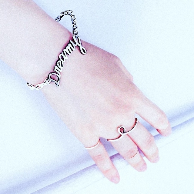 Message bracelet Dreamy