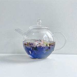 菫 SUMIRE 5 / 菫色の青いお茶 フラワーブティー 農薬・化学肥料不使用ハーブティー