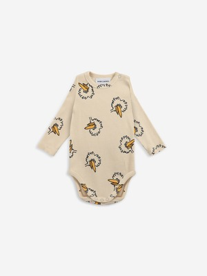 【21AW】bobochoses(ボボショセス)Birdie All Over Body ロンパース