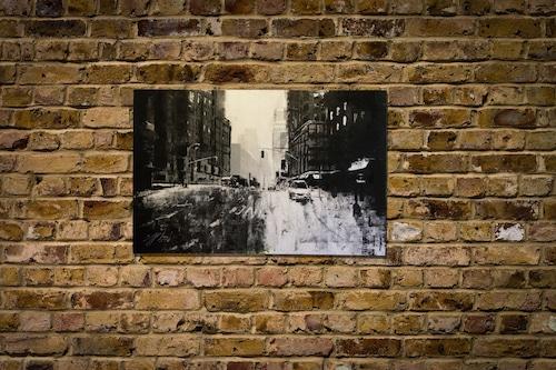 New York, City scape composition #3