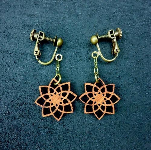 geometric earring EKL-CA