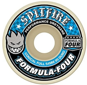 SPITFIRE / F4 Conical Full  /52~56mm / 99d