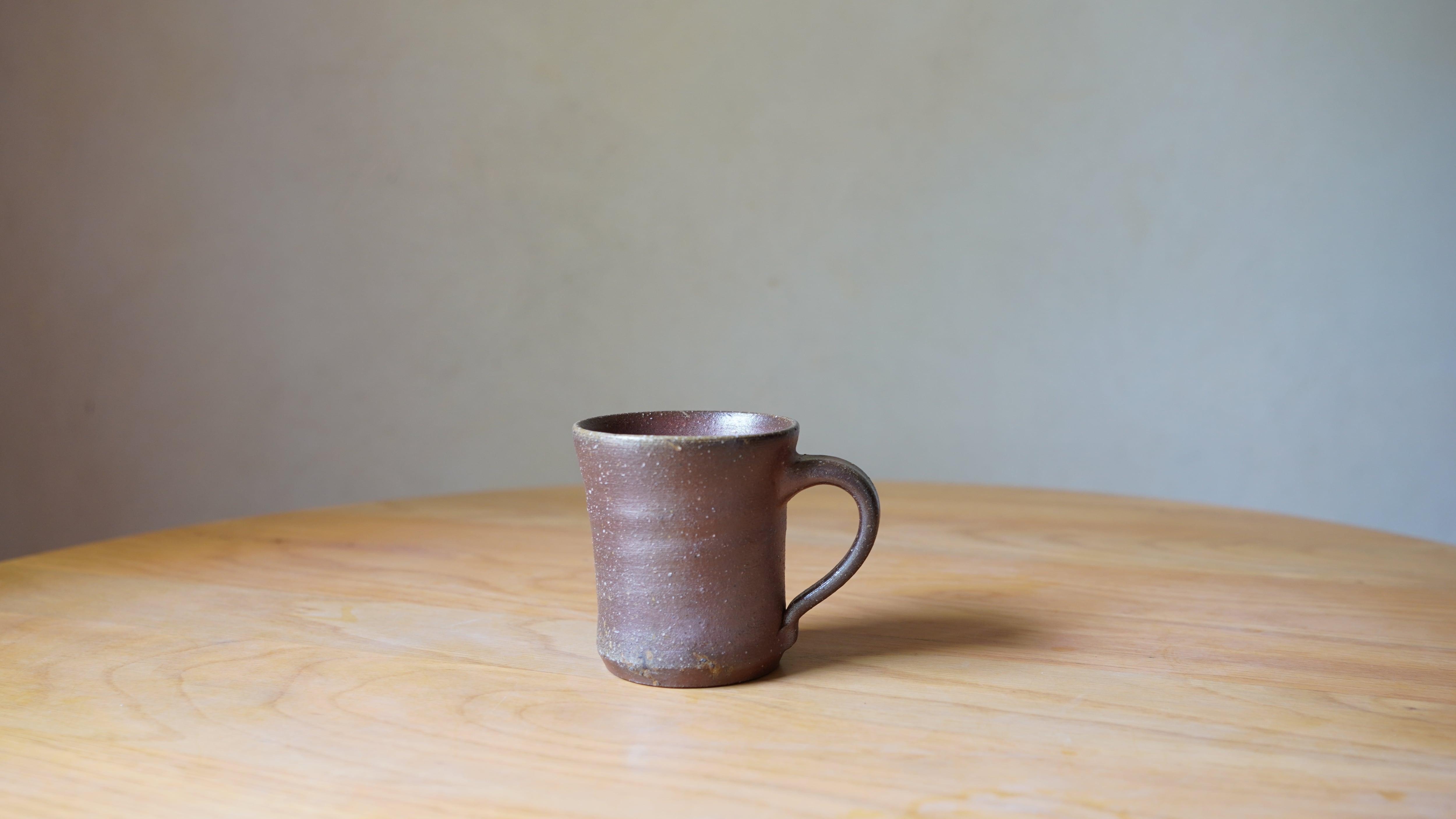 安田龍彦「コーヒーカップ」(wy-3)
