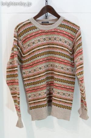 adam et rope セーター