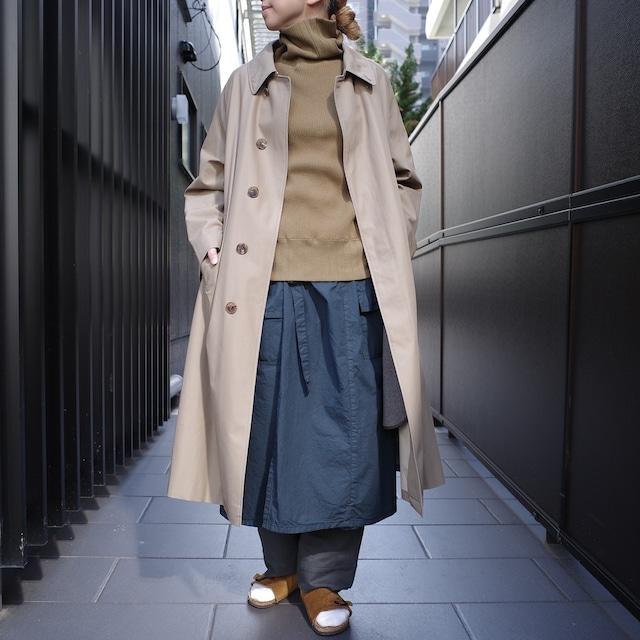 LENO(リノ)BAL COLLAR COAT BEIGE