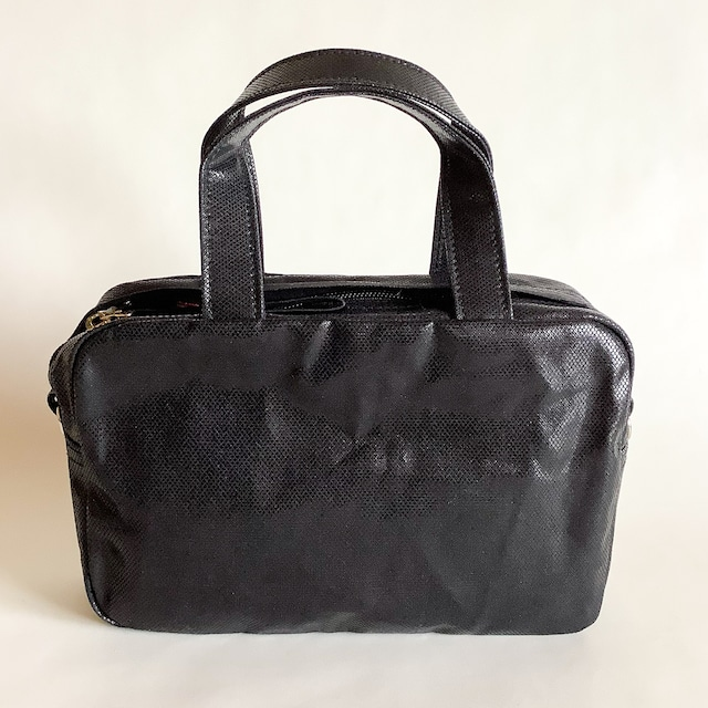 how to live - Sport Bag small スポーツバッグ - Black Black